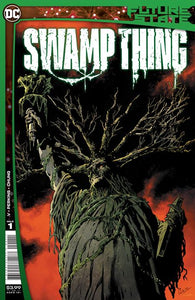 FUTURE STATE SWAMP THING #1 (OF 2) CVR A MIKE PERKINS 01/06/21