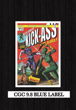 KICK-ASS #1 BIG TIME COLLECTIBLES EXCLUSIVE COVERS CGC 9.8 BLUE LABEL 02/14/18 RD
