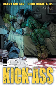 KICK-ASS #1 CVR E COIPEL (MR) 02/14/18 RD
