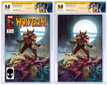 WOLVERINE #1 KAEL NGU EXCLUSIVE RAW, SIGNED & GRADED OPTION