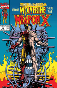 TRUE BELIEVERS WOLVERINE WEAPON X #1 02/28/18 RD