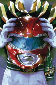 MIGHTY MORPHIN POWER RANGERS #25 POLYBAG MIX (C: 1-0-0) 03/14/18 RD