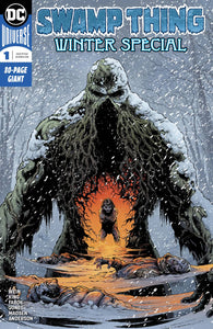 SWAMP THING WINTER SPECIAL #1 02/07/18 RD