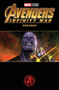 MARVELS AVENGERS INFINITY WAR PRELUDE #2 (OF 2) 02/28/18 RD