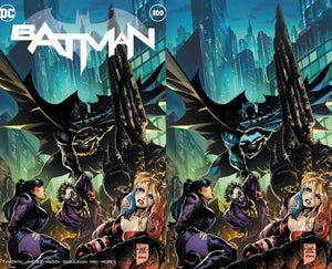BATMAN #100 PHILIP TAN EXCLUSIVE VARIANT 10/07/20