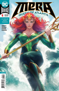 MERA QUEEN OF ATLANTIS #1 (OF 6) ARTGERM VARIANT