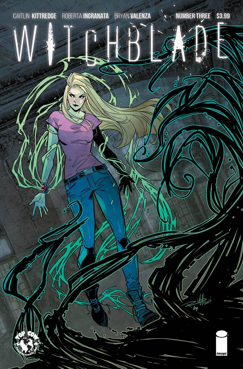 WITCHBLADE #3 (MR) 02/07/18 RD
