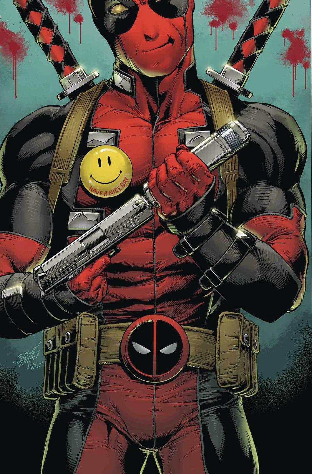 DEADPOOL ASSASSIN #1 (OF 6) 06/13