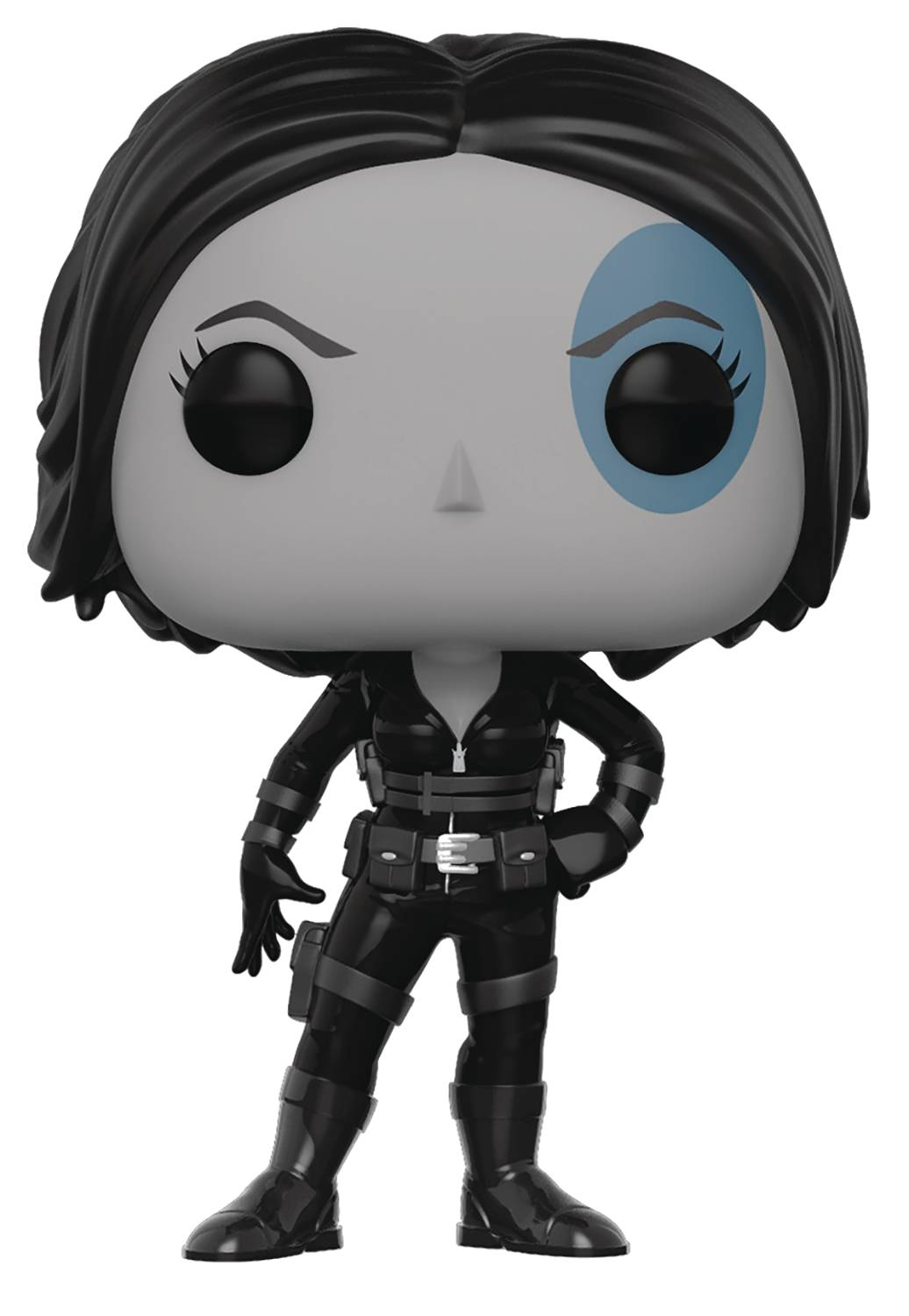 POP MARVEL DEADPOOL DOMINO VINYL FIGURE FOC 06/01 (ADVANCE ORDER)