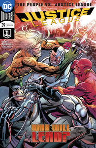 JUSTICE LEAGUE #39 02/21/18 RD