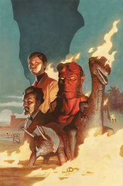 HELLBOY & BPRD 1955 BURNING SEASON ONE SHOT 02/21/18 RD