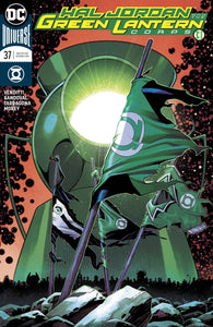 HAL JORDAN AND THE GREEN LANTERN CORPS #37 VAR ED  01/24/18 RD