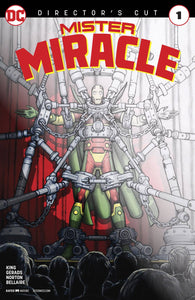 MISTER MIRACLE DIRECTORS CUT #1 (MR) 02/14/18 RD