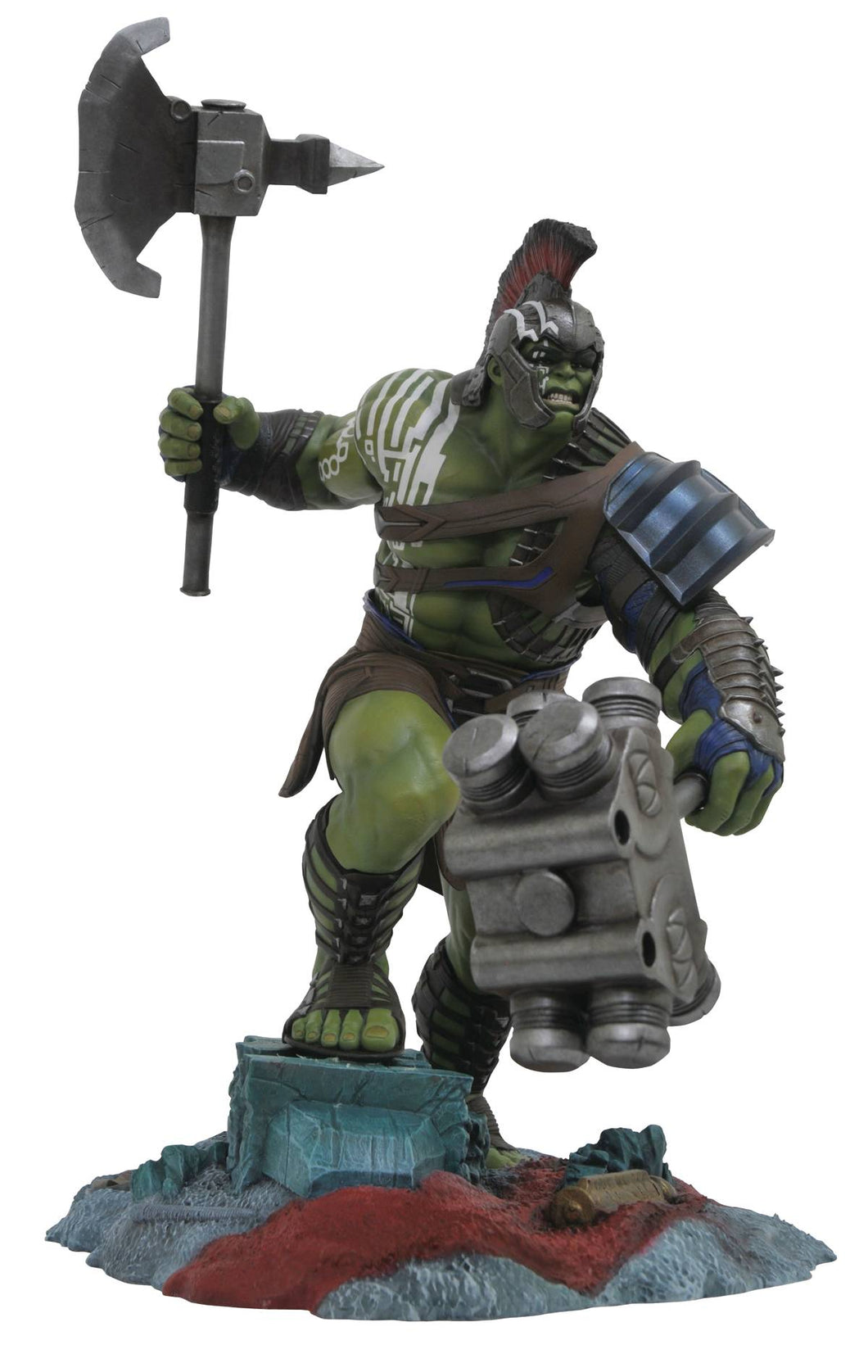 MARVEL GALLERY THOR RAGNAROK HULK PVC FIG FOC 06/01 (ADVANCE ORDER)