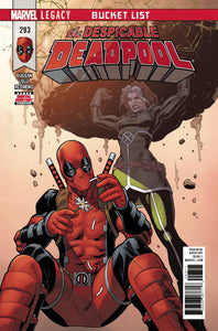 DESPICABLE DEADPOOL #293 LEG   01/31/18 RD