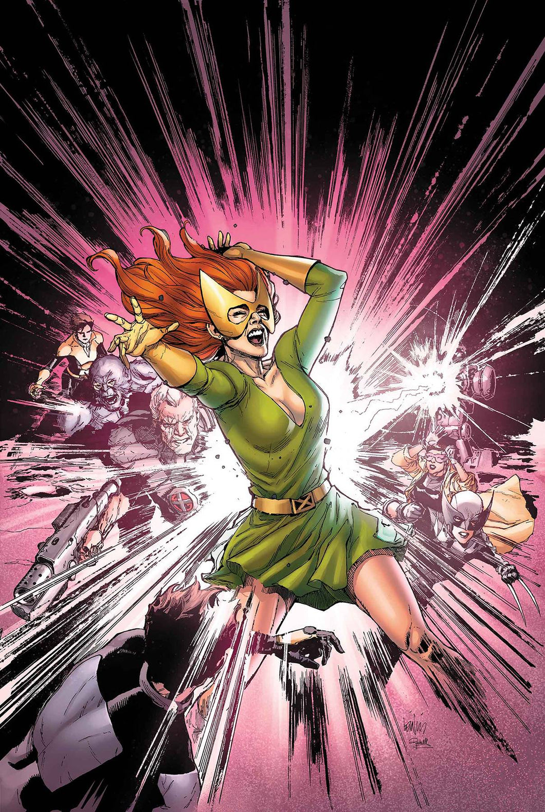 PHOENIX RESURRECTION RETURN JEAN GREY #2 (OF 5) LEG