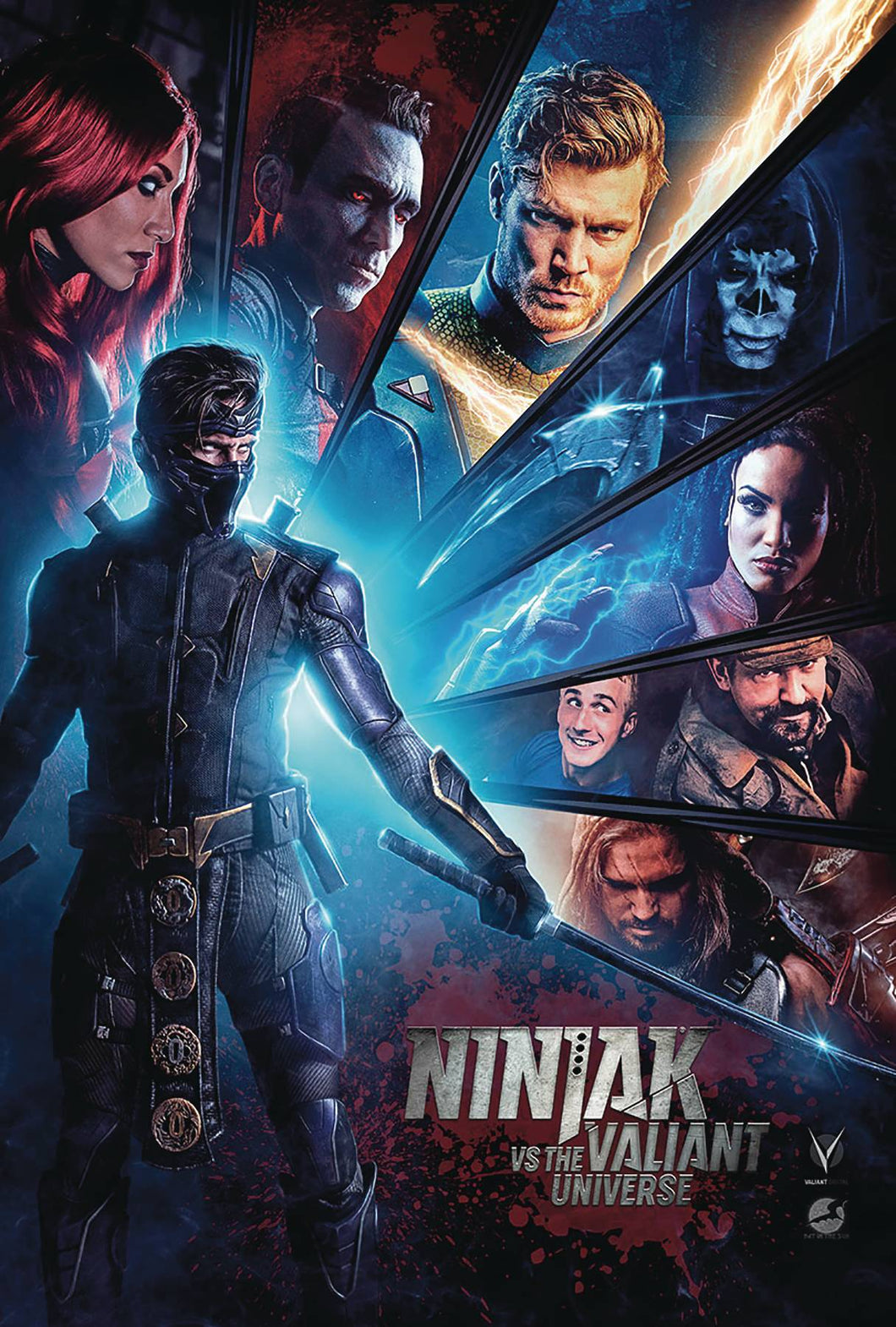 NINJAK VS VU #1 (OF 4) CVR C PHOTO