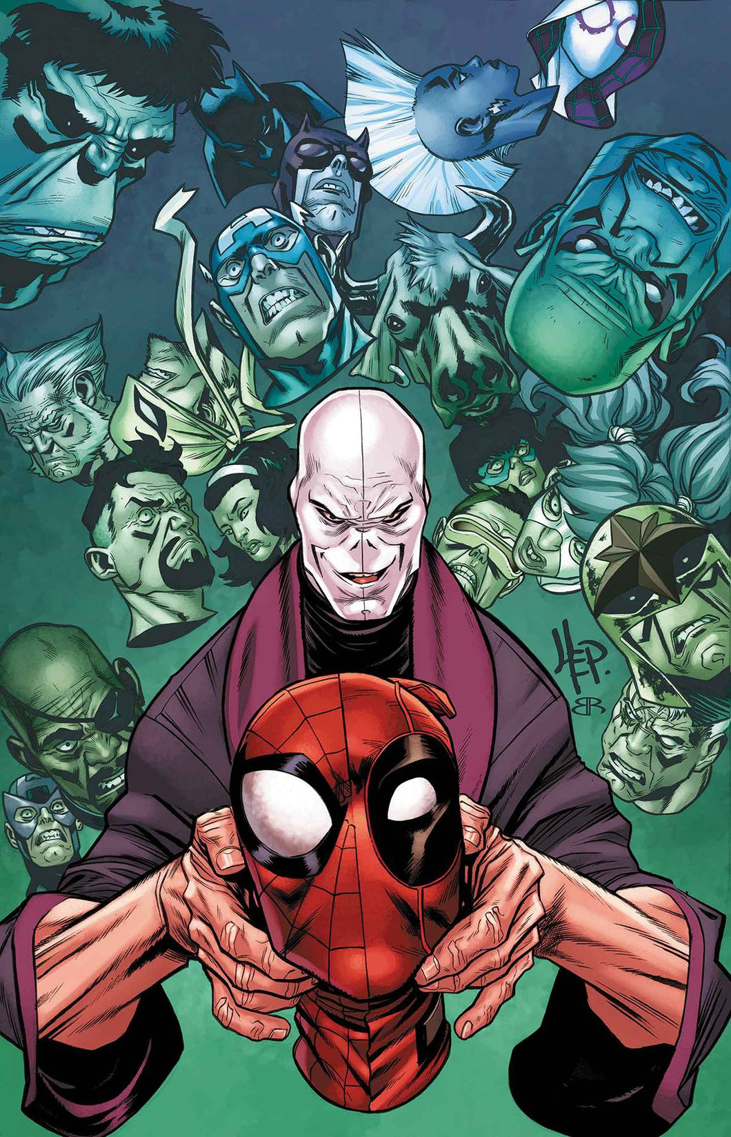 SPIDER-MAN DEADPOOL #27 LEG 02/07/18 RD