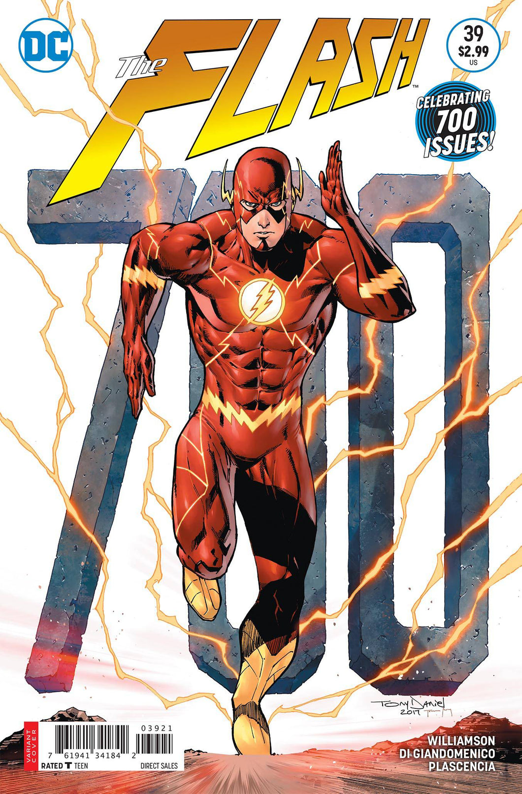 FLASH #39 VAR ED  01/24/18 RD