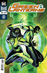 GREEN LANTERNS #39 VAR ED