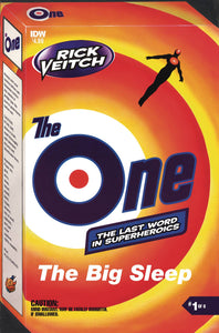RICK VEITCH THE ONE #1 (OF 6) 02/28/18 RD