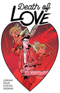 DEATH OF LOVE #1 (OF 5) (MR) 02/14/18 RD
