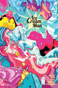 ICE CREAM MAN #2 CVR B MALAVIA (MR) 02/21/18 RD