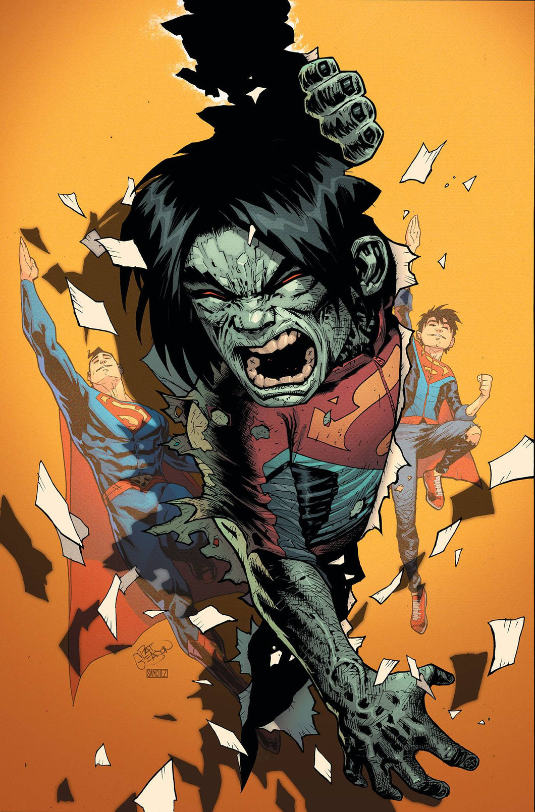 SUPERMAN #43 (FOC 02/26/18)