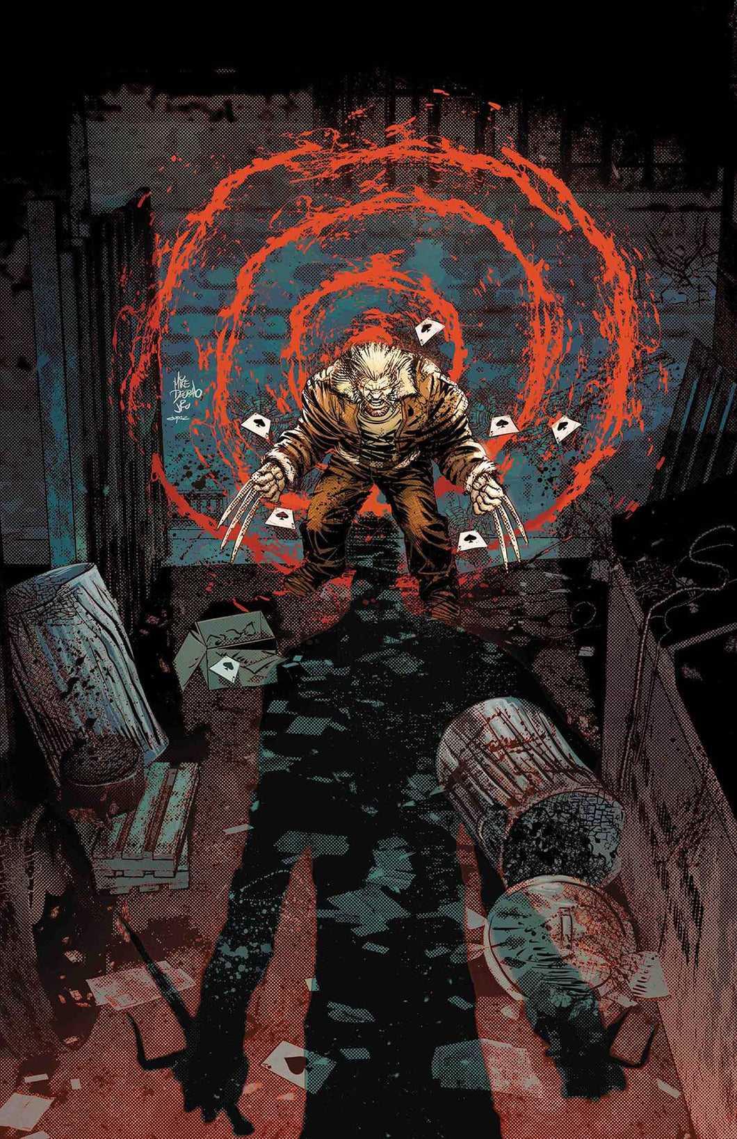 OLD MAN LOGAN #36 LEG 03/14/18 RD