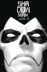 SHADOWMAN (2018) #1 10- COVER A 10- COVER B 1- 1:20 INCENTIVE VARIANT 35% OFF (FOC 03/05/18)