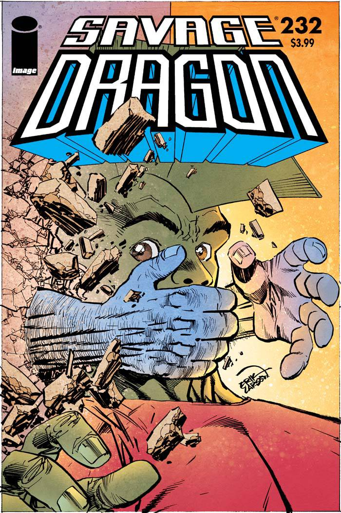 SAVAGE DRAGON #232 (MR) IMAGE COMICS (FOC 02/12/18)