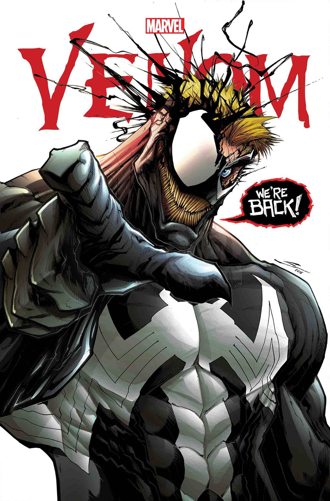 TRUE BELIEVERS VENOM HOMECOMING #1 (FOC 03/05/18)