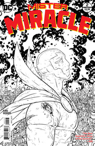 MISTER MIRACLE #2 (OF 12) 3TH PTG (MR) 02/17/18 RD