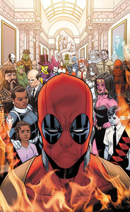 DESPICABLE DEADPOOL #300 LEG RELEASE DATE 05/09