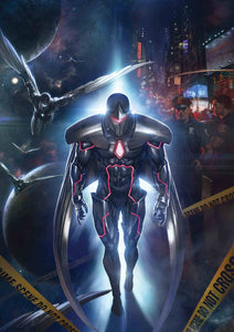 INFINITY COUNTDOWN DARKHAWK #1 (OF 4) FOC 04/30 (ADVANCE ORDER)