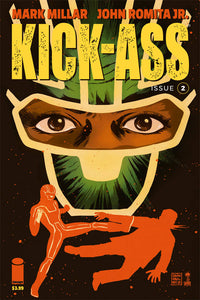 KICK-ASS #2 CVR C FRANCAVILLA (MR) (FOC 02/26/18)