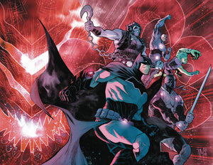 JUSTICE LEAGUE NO JUSTICE #2 (OF 4)  FOC 04/23 (ADVANCE ORDER)