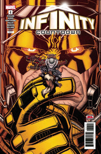 INFINITY COUNTDOWN #4 (OF 5) FIRST OF REQUIEM BTC NEWSLETTER SUBSCRIBERS DEAL WEEK 4