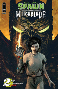 MEDIEVAL SPAWN WITCHBLADE #2 (OF 4) CVR A HABERLIN 10% OFF FOC 05/14 (ADVANCE ORDER)