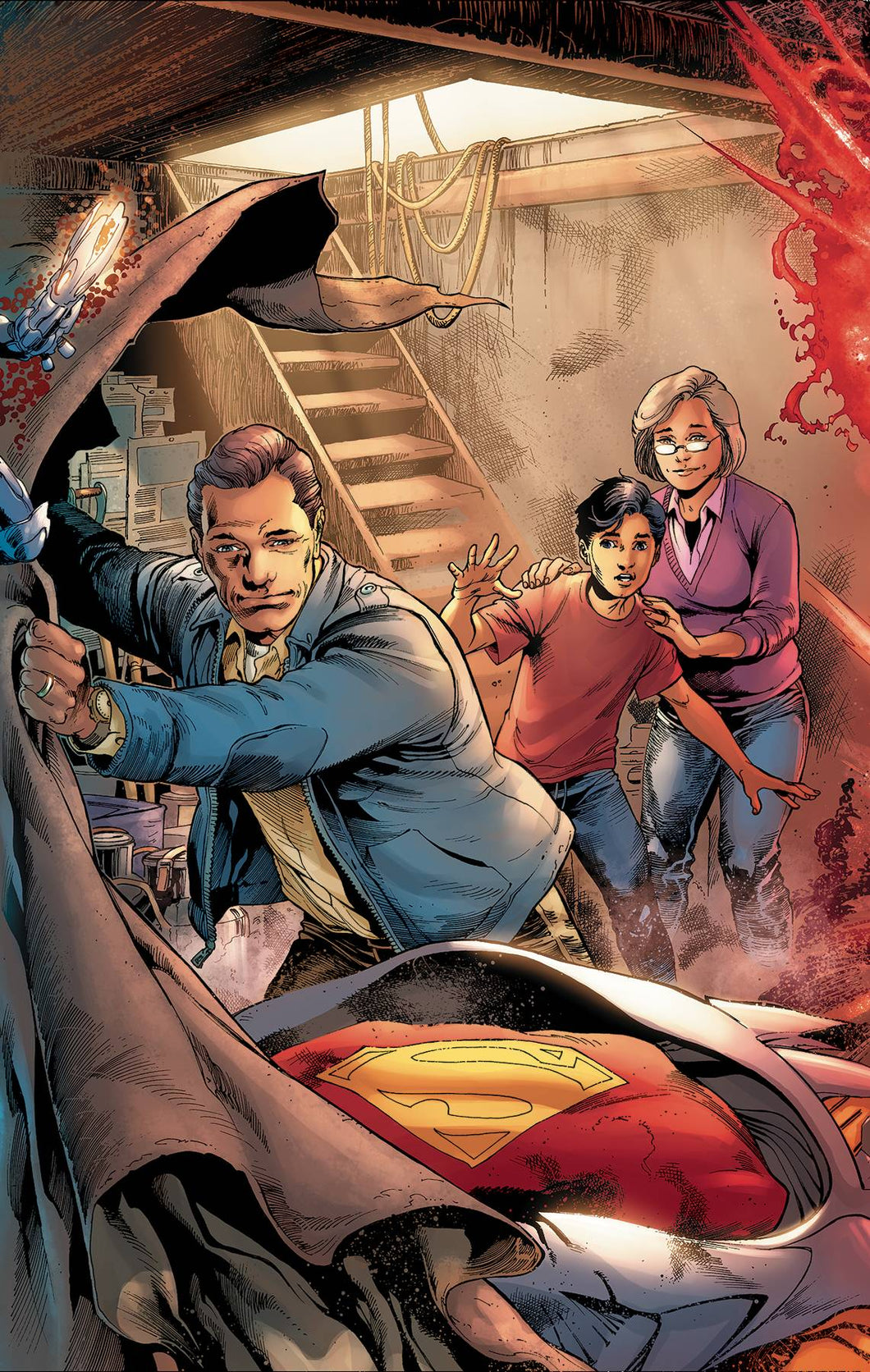 MAN OF STEEL #2 (OF 6) 10% OFF FOC 05/14 (ADVANCE ORDER)