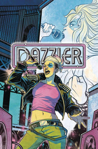 DAZZLER X SONG #1 10% OFF FOC 05/14 (ADVANCE ORDER)
