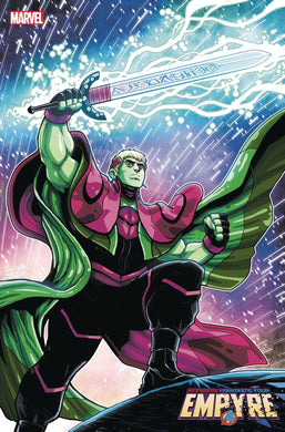 LORDS OF EMPYRE EMPEROR HULKLING #1 VECCHIO VARIANT 07/22/20