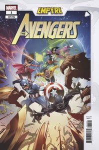 EMPYRE AVENGERS #1 (OF 3) JACINTO VARIANT 07/22/20