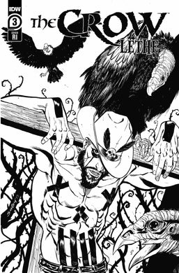 CROW LETHE #3 (OF 3) 1:10 VARIANT 08/05/20