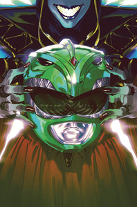 MIGHTY MORPHIN POWER RANGERS #51 FOIL WRAPAROUND VARIANT 07/15/20