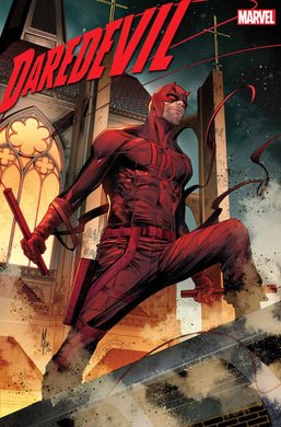 DAREDEVIL #21 BACK IN RED 07/22/20