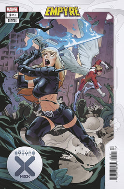 EMPYRE X-MEN #1 (OF 4) RIBIC VARIANT 07/22/20