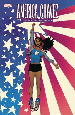 AMERICA CHAVEZ MADE IN USA #1 (OF 5) 03/03/21