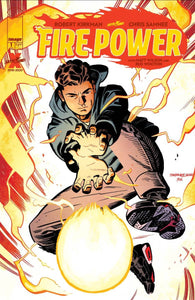FIRE POWER BY KIRKMAN & SAMNEE #1 08/05/20