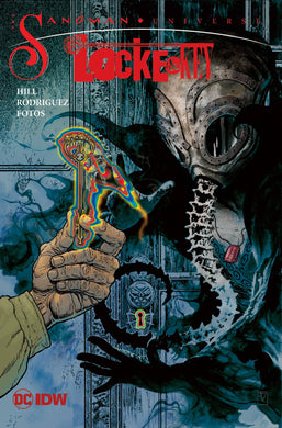 LOCKE & KEY SANDMAN HELL & GONE #1 CVR B JH WILLIAMS III 04/14/21